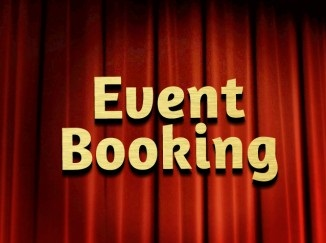 Book An Event