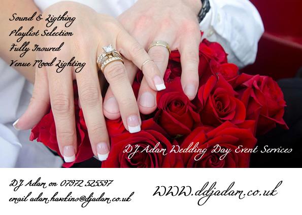 Wedding Fayre Flyer